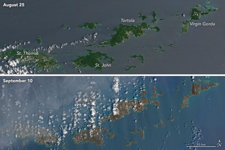 British Virgin Islands Donation