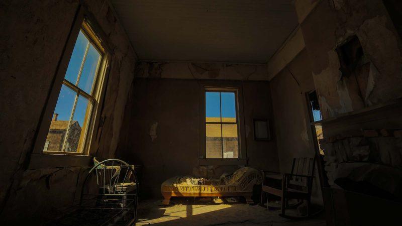 Mojave Forsaken: Ghost towns and dark skies