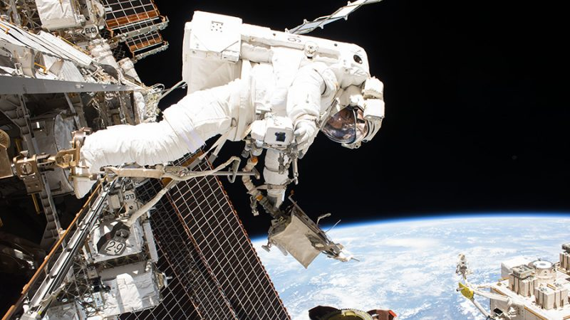 Watch ISS spacewalk October 20 | Human World | EarthSky