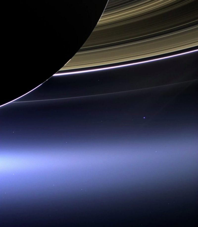 Reliving Cassini's Final Moments
