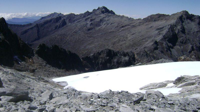 Venezuela is losing its last glacier