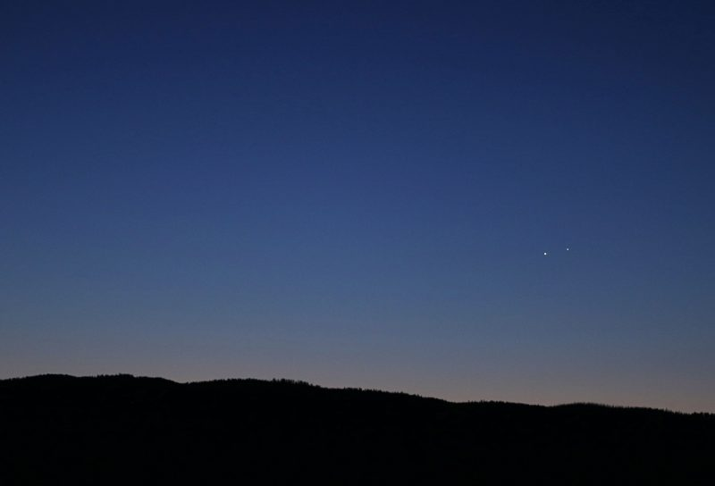 How and where to watch the planetary event — Venus-Jupiter conjunction