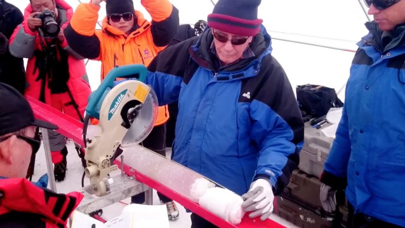 Scientists explain insights from ancient Tibetan ice core
