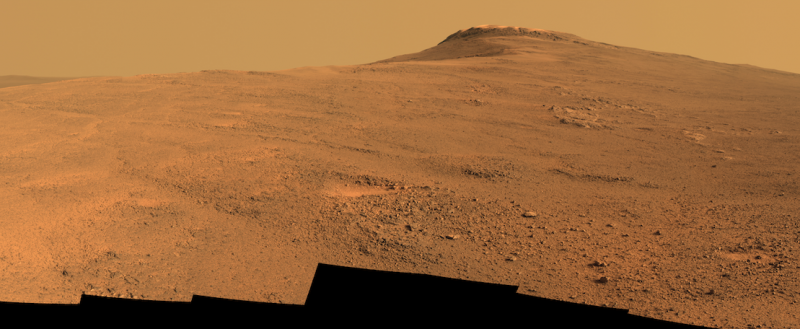 Opportunity Rover On Mars Still Going Strong After 14