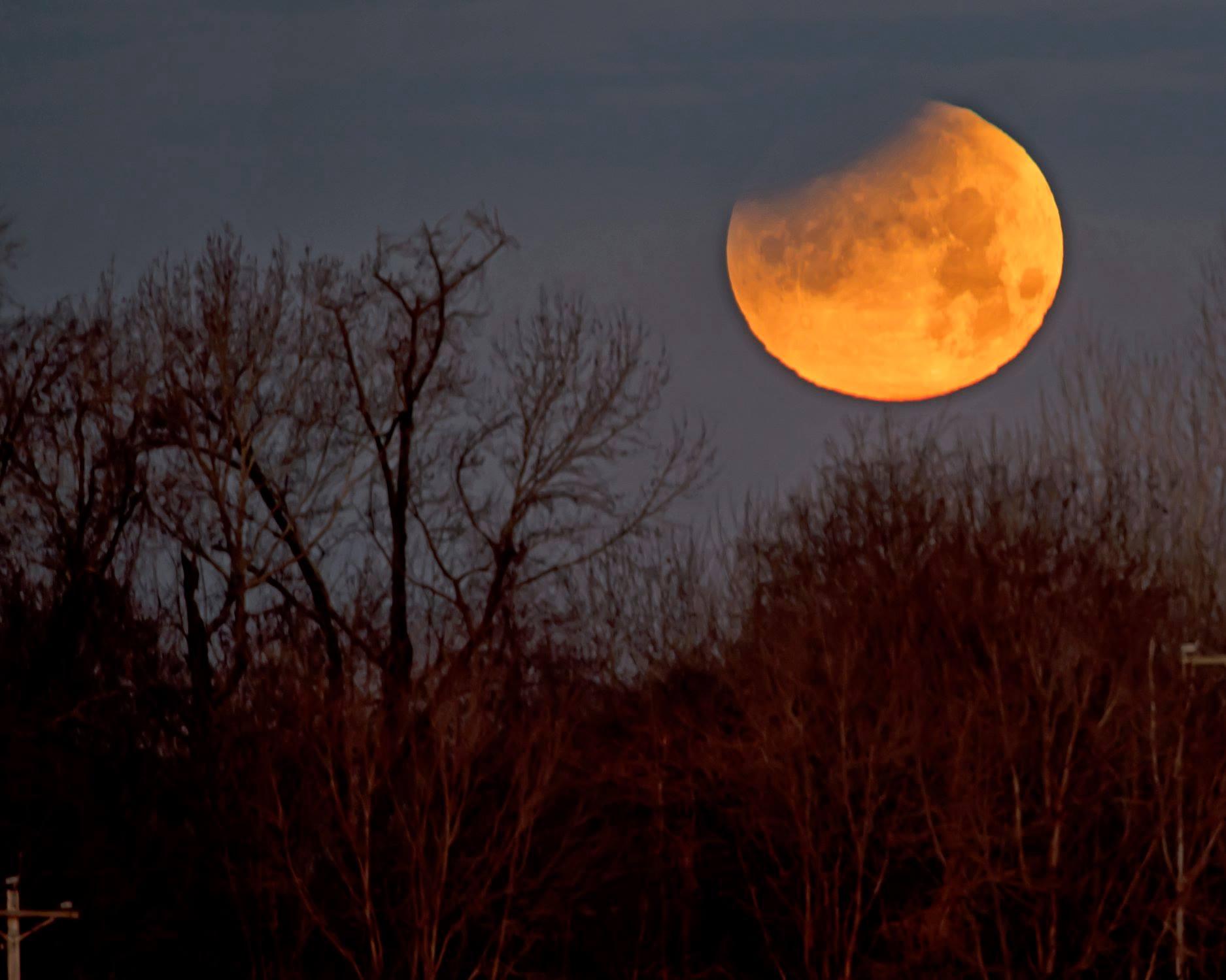 See it! Super Blue Moon eclipse photos | Human World ...