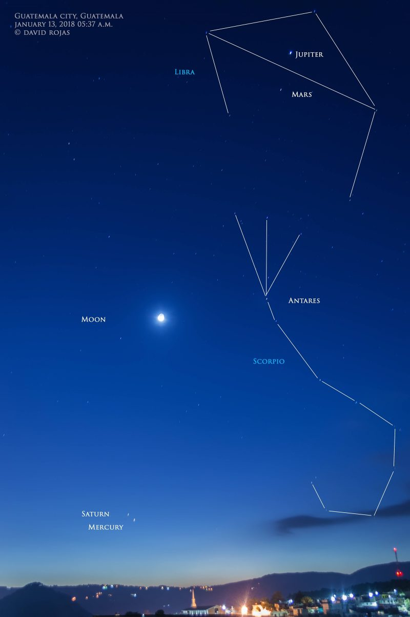 Best photos: Morning planets! | Astronomy Essentials ...