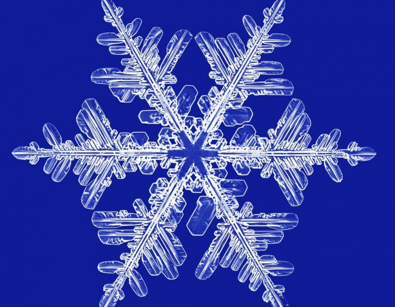 How snowflakes get their shape | Earth | EarthSky