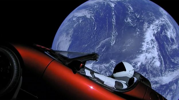 Elon Musk On Falcon Heavy S Triumphant Launch Space