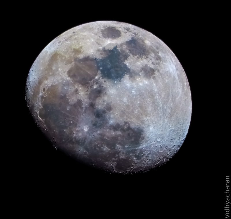 moon s water might be widespread and immobile space earthsky