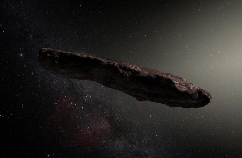 Interstellar asteroid 'Oumuamua likely originated in binary star system