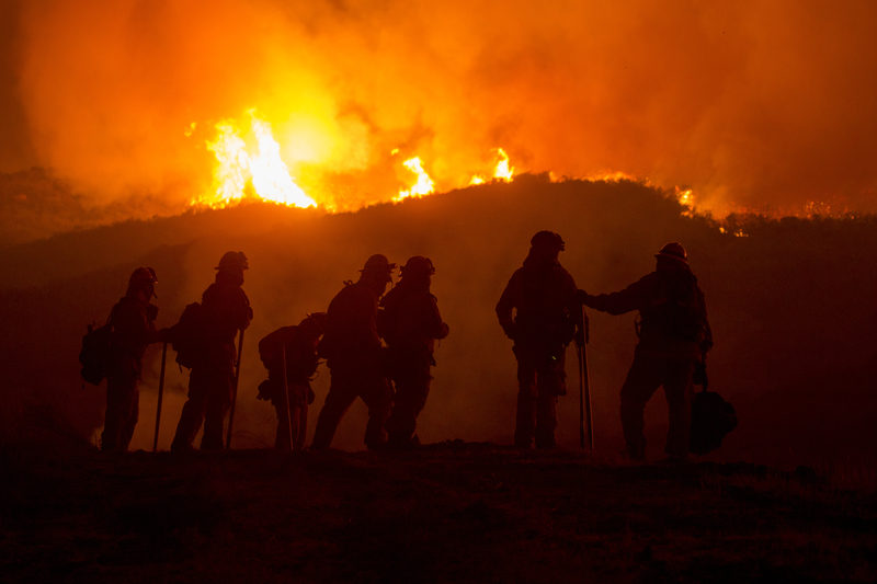 wildfires will likely get worse in western north america earth