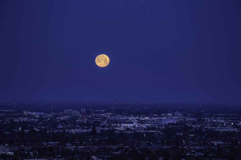 Supermoon Vs Full Moon >> Earthsky Earth Space Human World Tonight | Autos Post