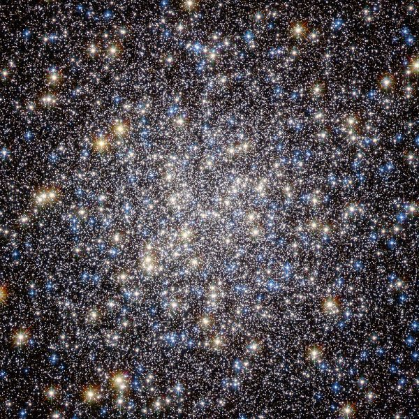 M13, the Great Globular Cluser in Hercules