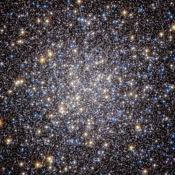 M13, the Great Globular Cluser in Hercules