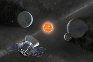 How TESS will hunt for alien worlds | EarthSky.org