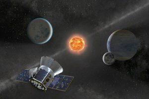How TESS will hunt for alien worlds | EarthSky.org