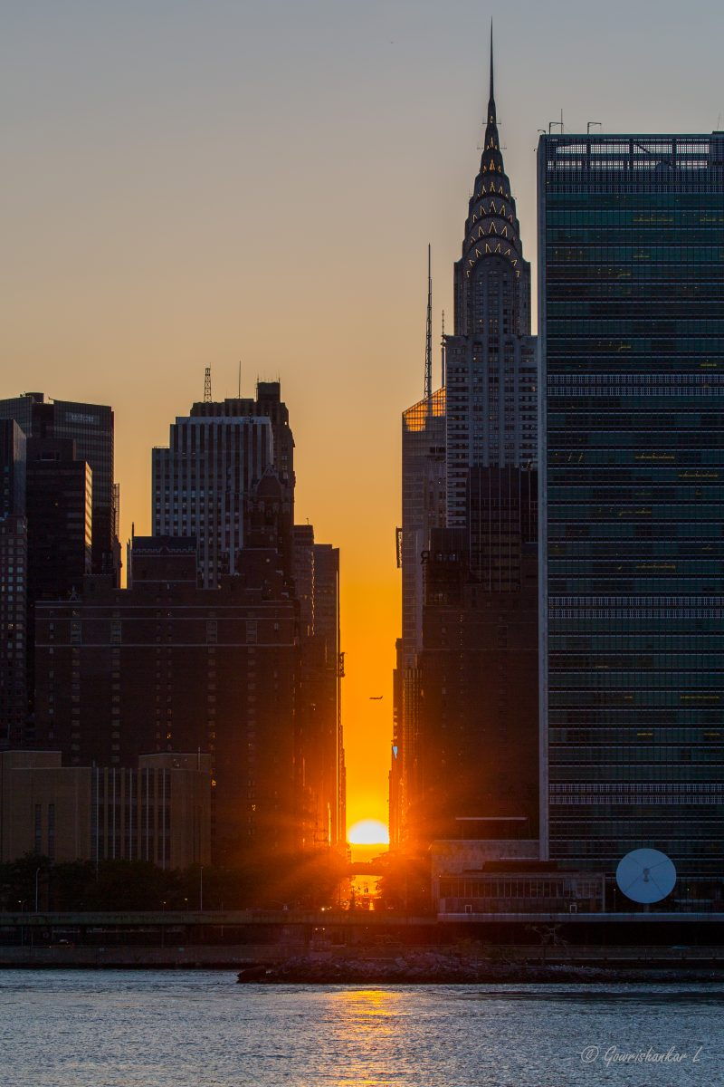 It's time for Manhattanhenge in NYC | Human World | EarthSky