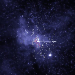 Thousands of black holes near Milky Way center? | Space ...