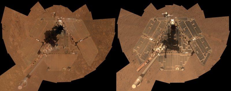 मंगळ ग्रहाचा अभ्यास