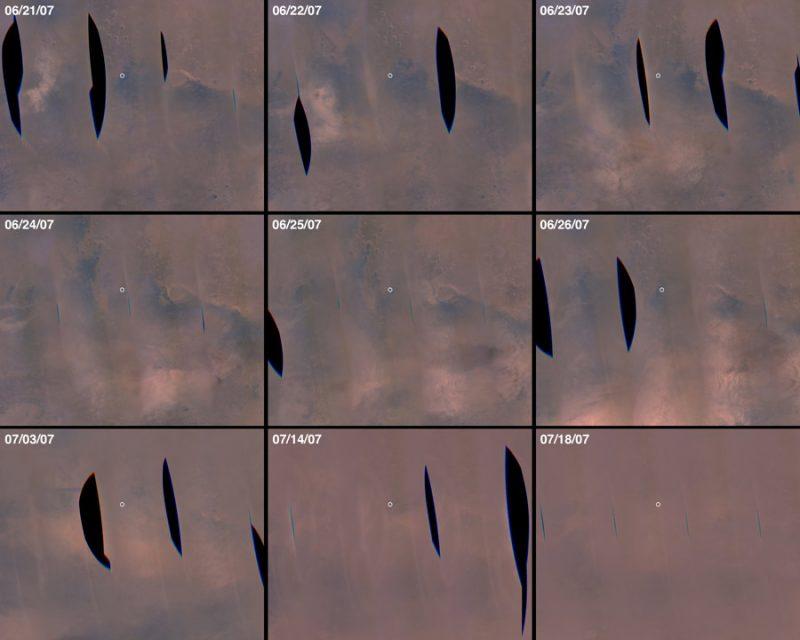 मंगळ ग्रहाविषयी माहिती