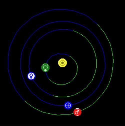 Find bright Mars near the moon | Tonight | EarthSky
