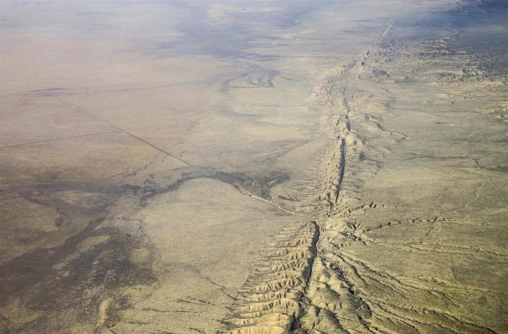 Will \'slow earthquakes\' along central San Andreas trigger ...
