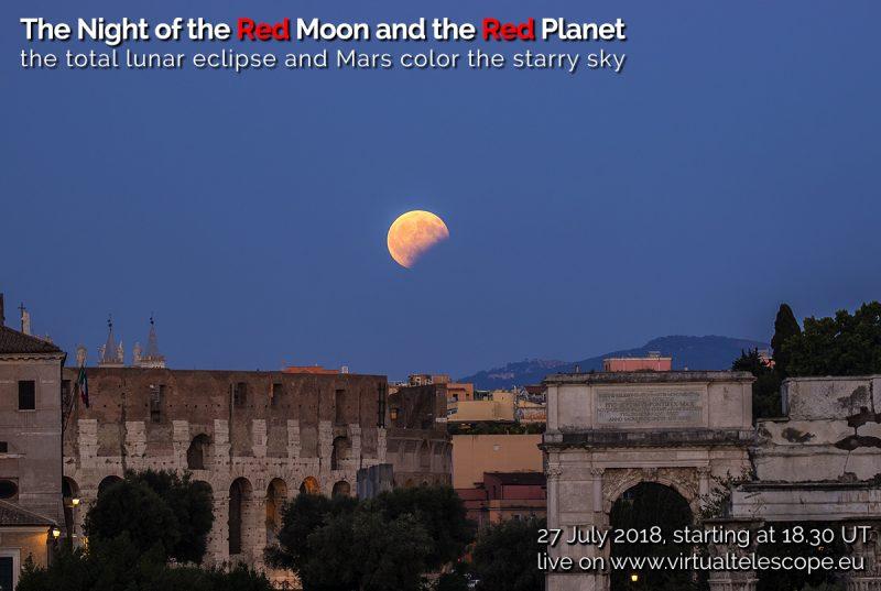 Century S Longest Lunar Eclipse July 27 Tonight Earthsky
