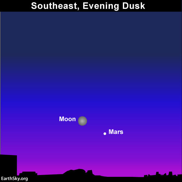 mars big as the moon on august 27 astronomy essentials earthsky