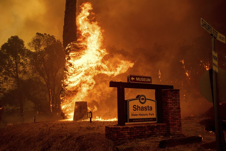why wildfires are bigger and more expensive to control earth