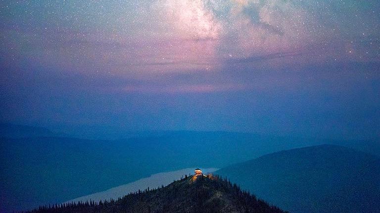 North America's smoky skies | Earth | EarthSky