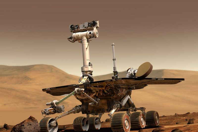 Image result for opportunity rover