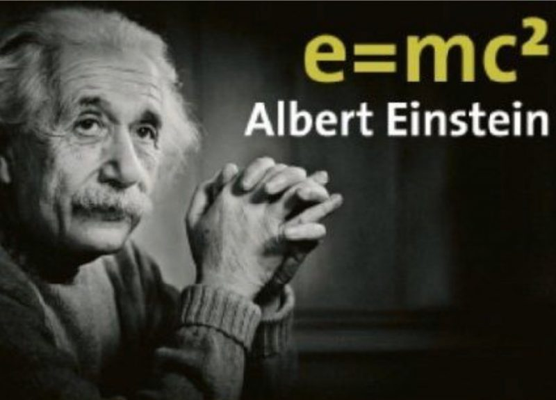 Today In Science Albert Einstein And Emcsup2sup