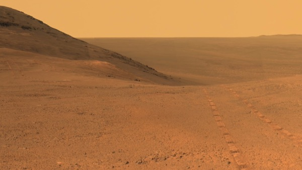 NASA to continue signaling Opportunity rover on Mars