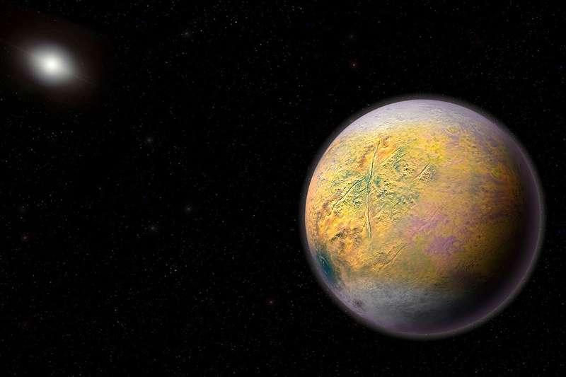 dwarf planet - The Goblin