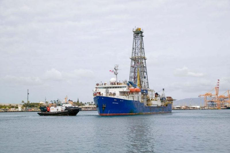 What we've learned from 50 years of ocean drilling