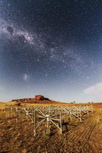 MWA radiotelescope