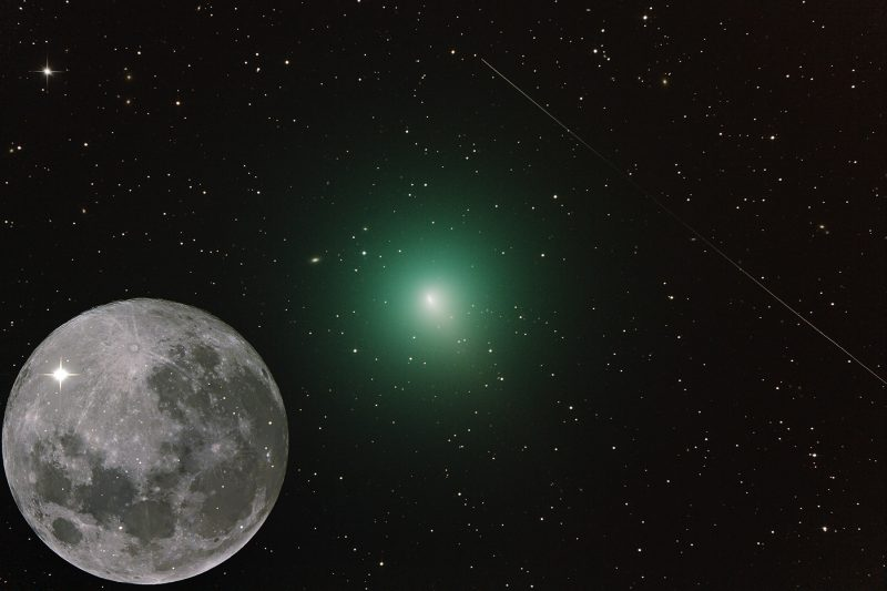 How to see Comet 46P/Wirtanen - The Christmas Comet Comet-wirtanen-moon-composite-Brian-D-Ottum-e1544262513104