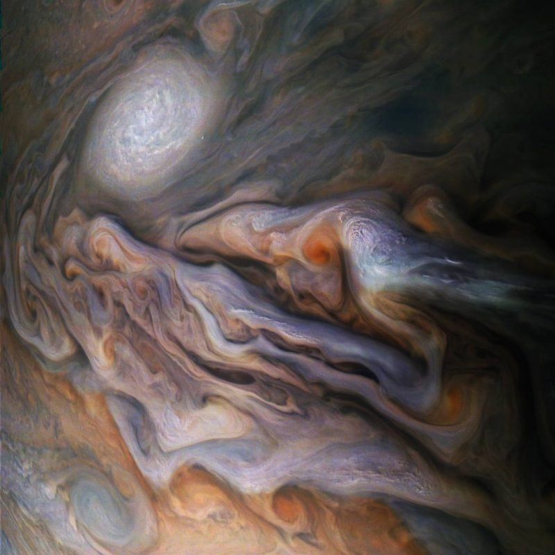 Awesome new Jupiter close-up