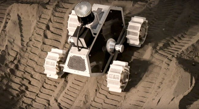 Lunar Outpost unveils small, exploratory moon rovers ...