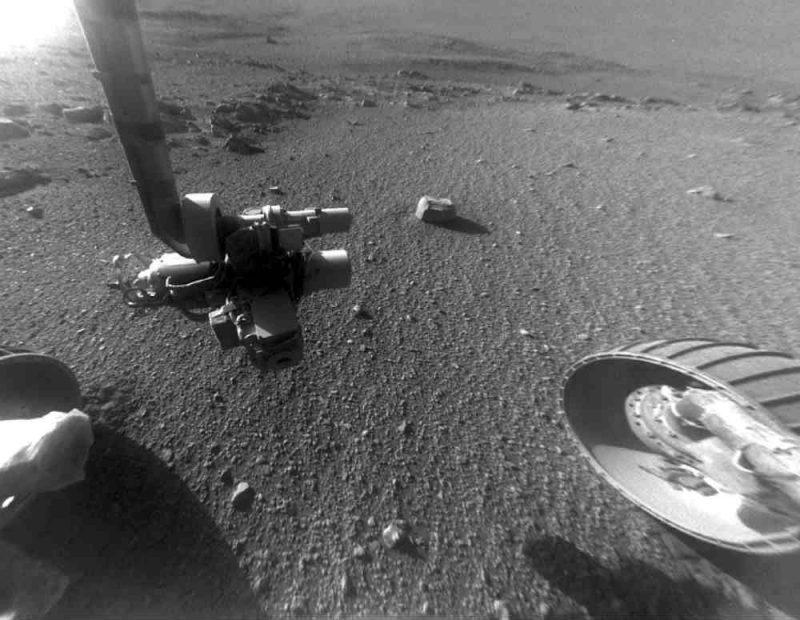 Hear Opportunity's 5,000th sunrise on Mars