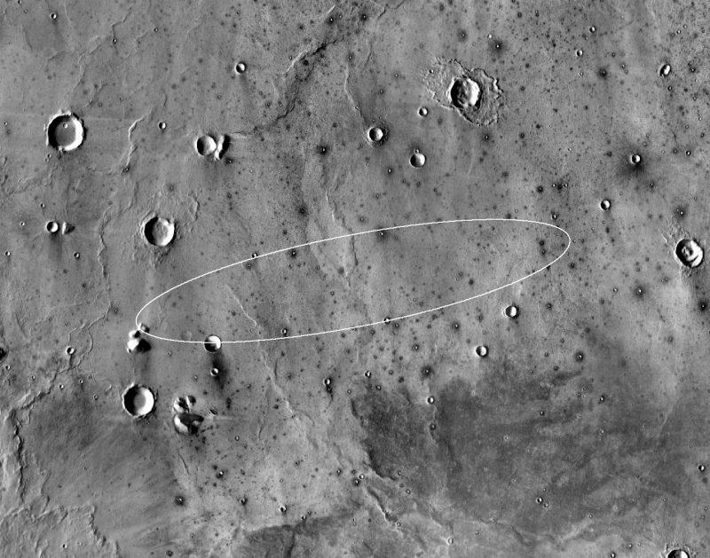 NASA Insight landing on Mars November 26 Possible-insight-mars-mission-landing-site-e1541515663488