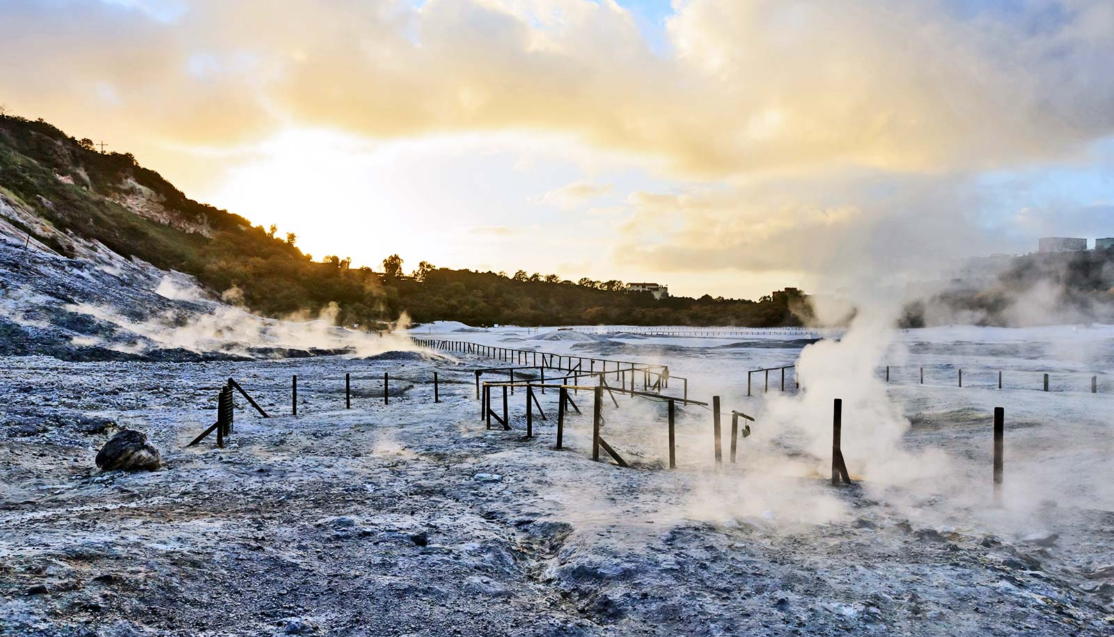 Supervolcano eruption 20,000 years ahead?
