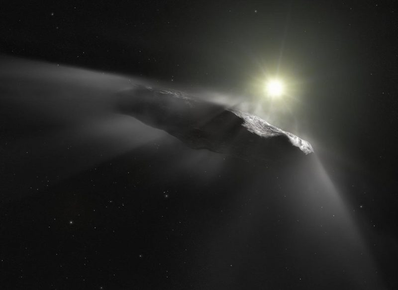 Radio search finds no artificial emissions from 'Oumuamua