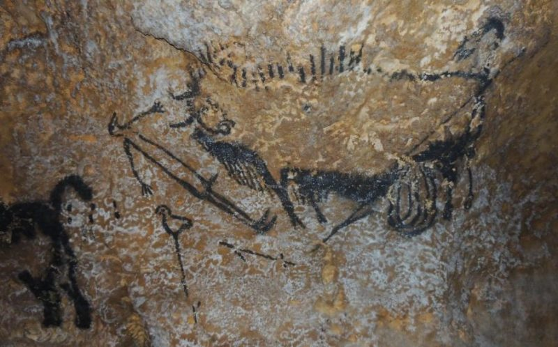 Prehistoric cave art suggests ancient use of complex astronomy