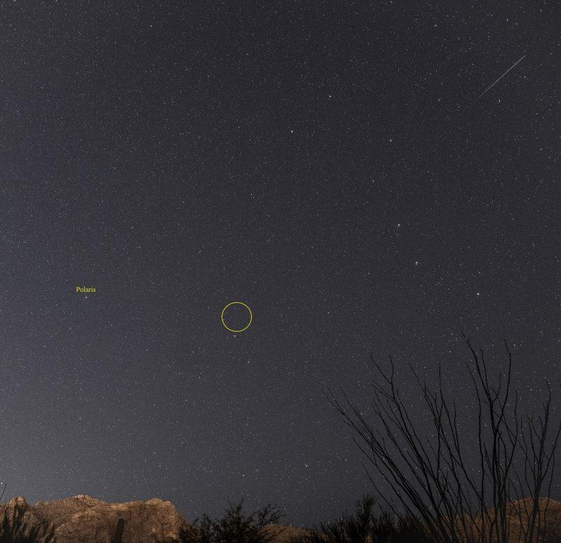 Ursid meteors peak around December solstice | Astronomy