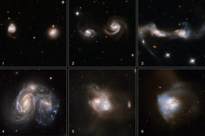 New tool reveals 'missing' merging galaxies | Space | EarthSky
