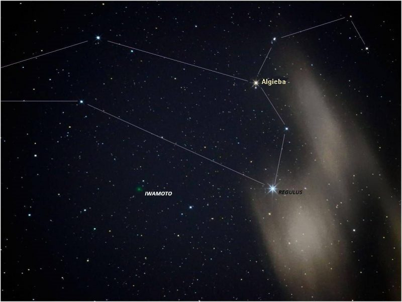 Fast Comet Closest To Earth On February 12 Astronomy Essentials