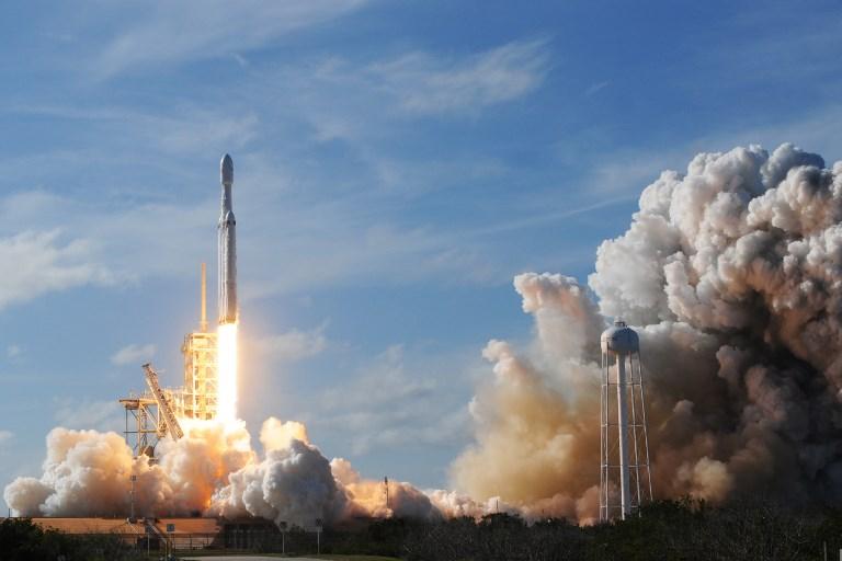 Elon Musk, on Falcon Heavy's triumphant launch | Space