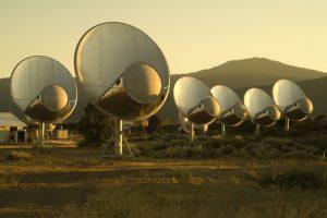 Allen Telescope Array.