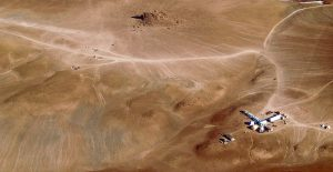 Haughton-Mars Project Research Station.